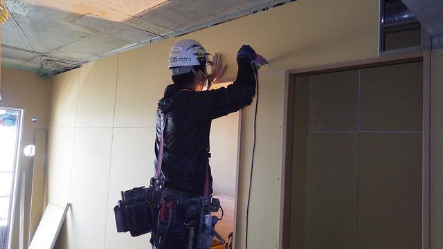 青山建装 内装工事25