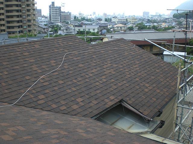 青山建装 屋根工事4